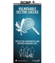 Vulnerable Sector Checks - Protecting Communities and Keeping Canadians Safe